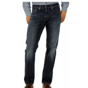 Carbon Relaxed Straight Jeans 32/30